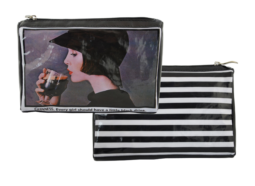 Guinness Lady Wash Bag