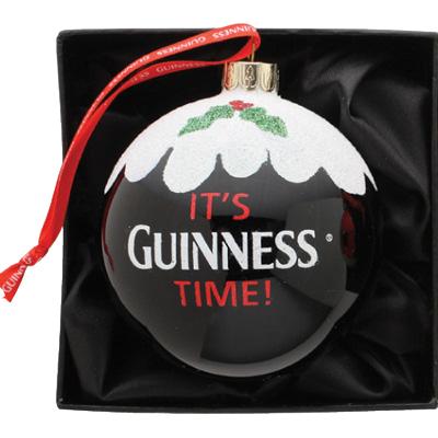 Guinness | Guinness Christmas Pint Bauble ornament from Guinness Webstore - Guinness Guinness Christmas Pint Bauble Ornament From Guinness