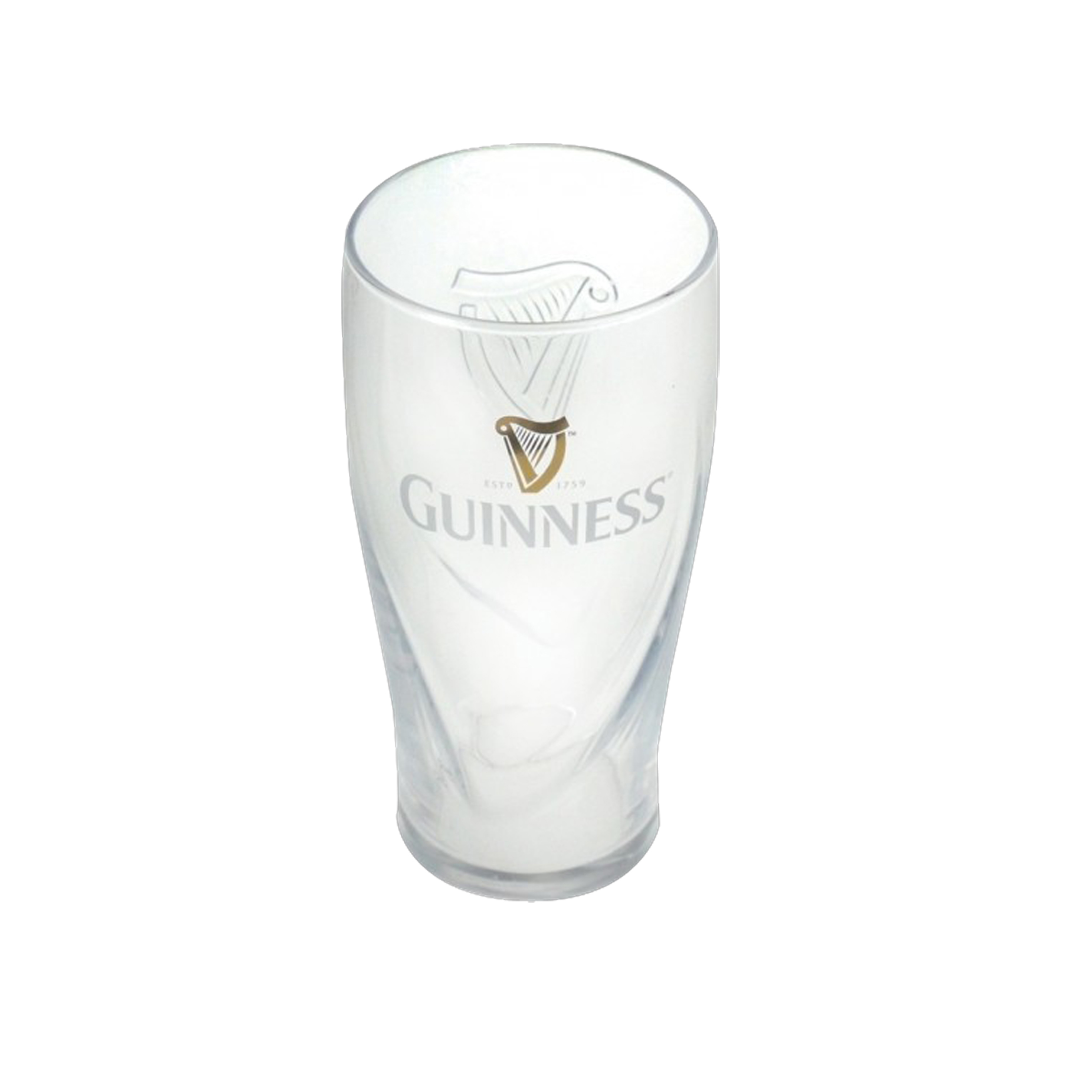 Guinness® Half Pint Glass