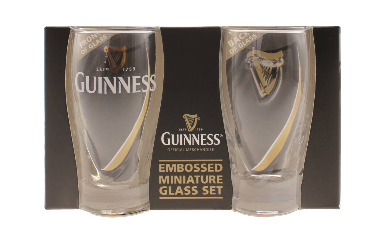 Guinness® Mini Gravity Pint Glass