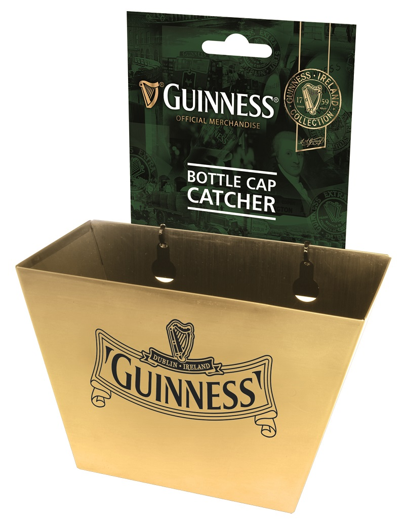Guinness® Ireland Collection Bottle Cap Catcher