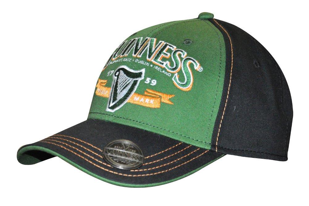 Guinness® Harp Bottle Opener Baseball Cap