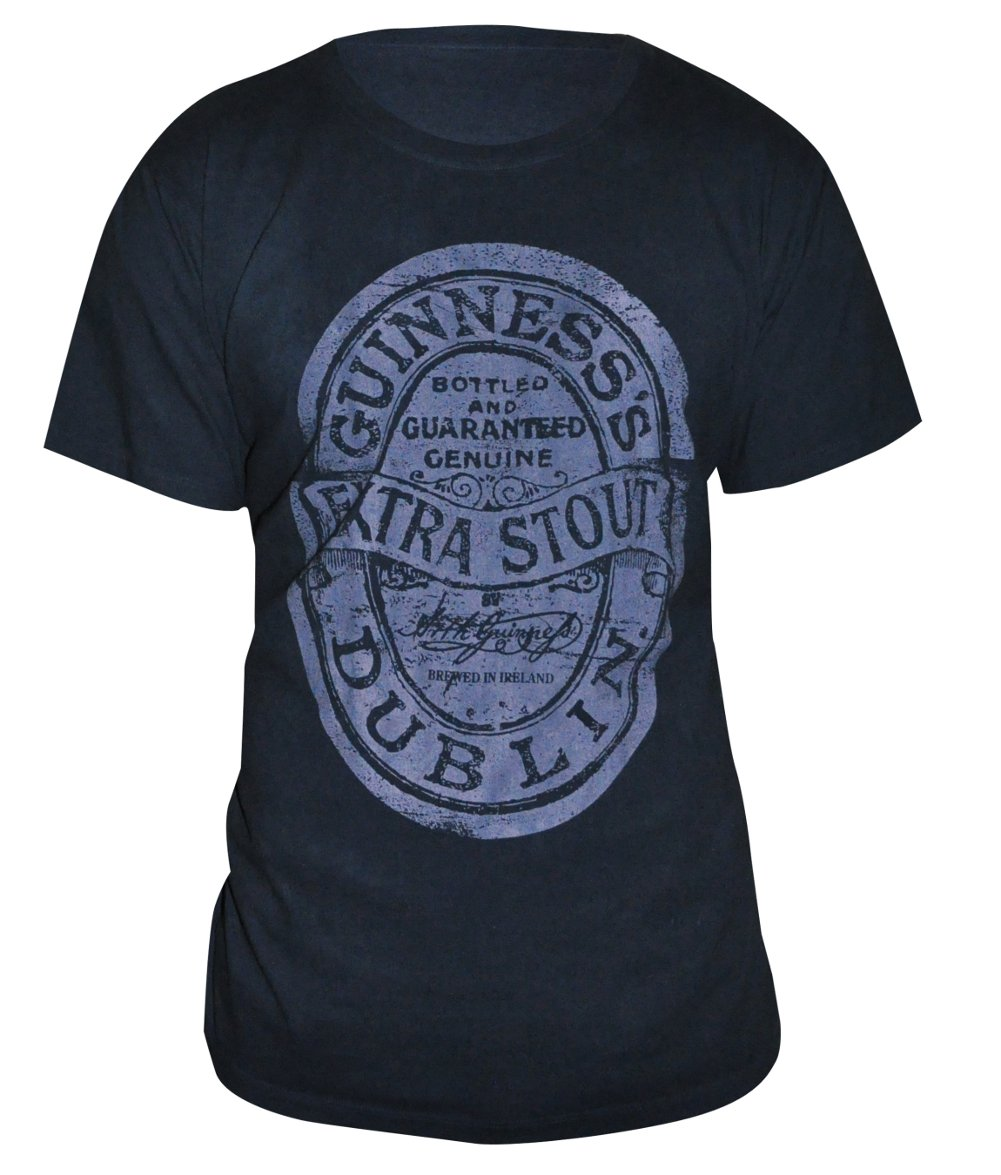 Guinness® Extra Stout Label T-Shirt
