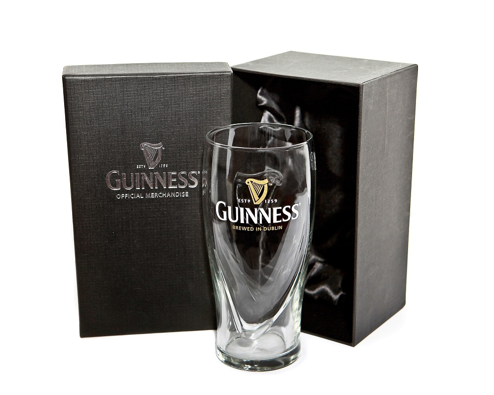 Gift Boxed Guinness® Gravity Pint Glass