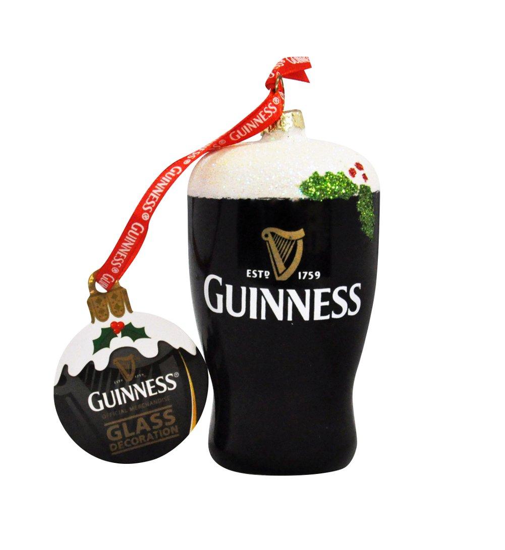 Guinness Toucan Christmas Bauble