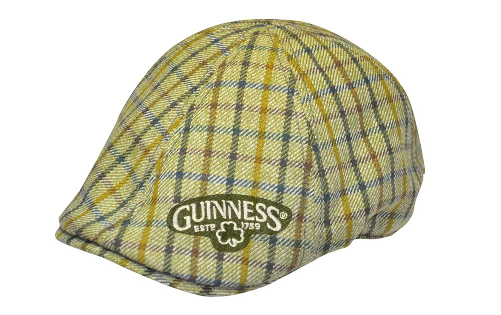 Guinness® Green Plaid Ivy