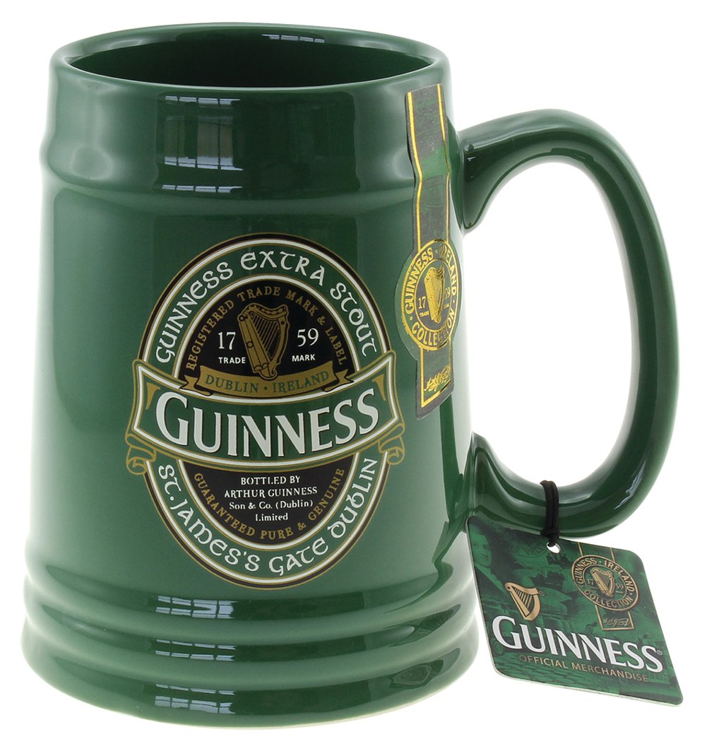 Guinness® Green Collection Tankard