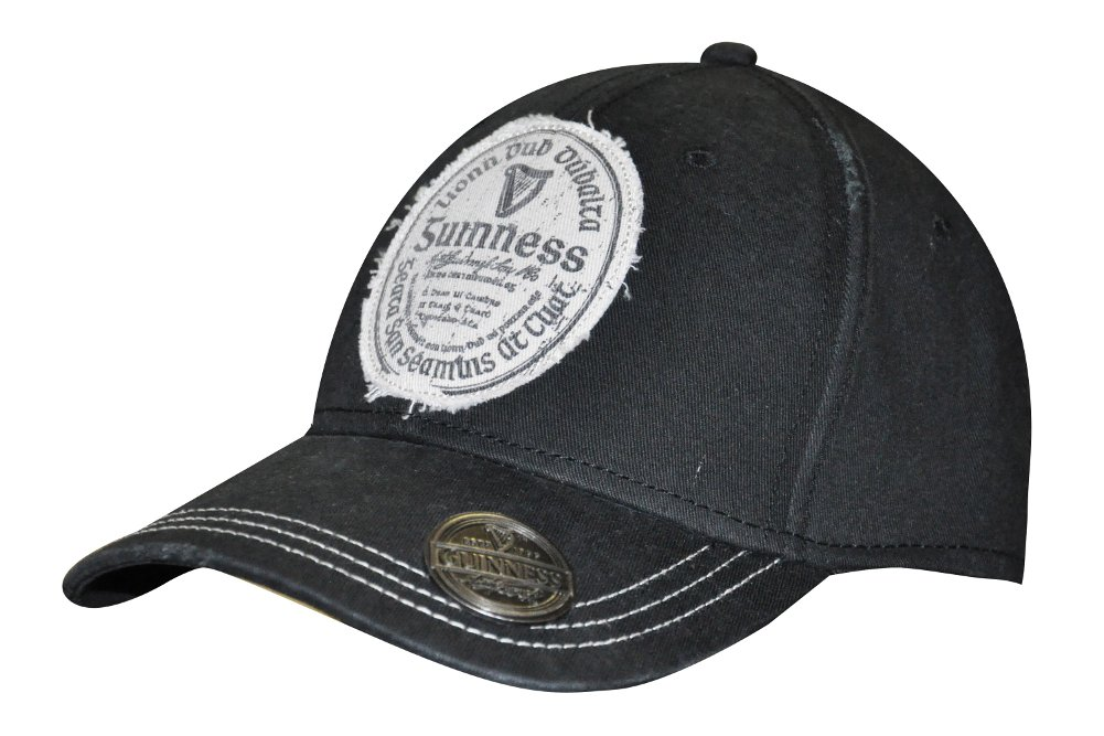 Guinness® Gaelic Label Bottle Opener Cap
