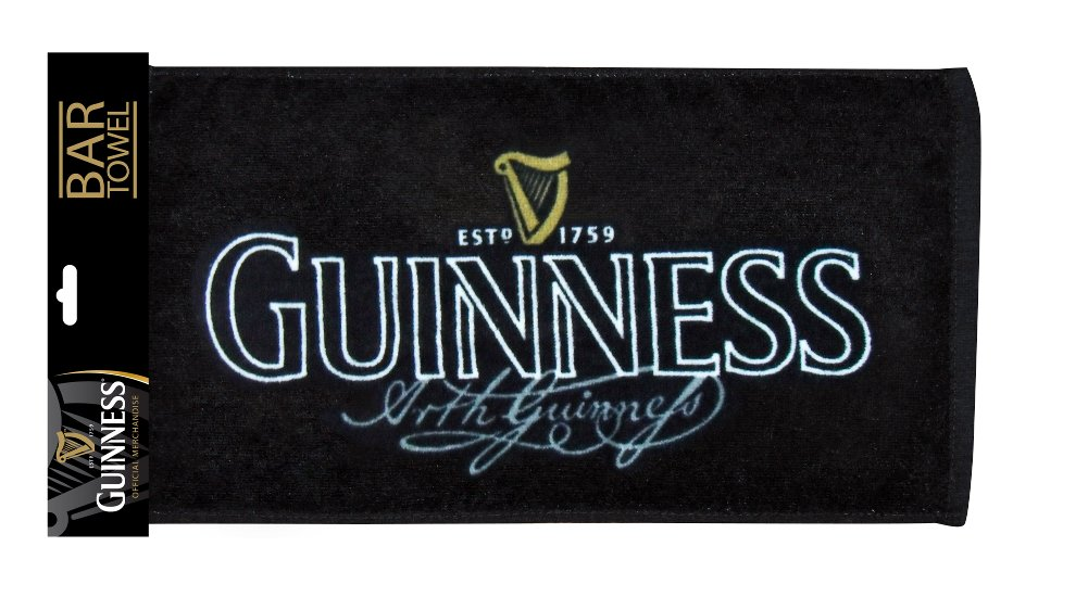 Arthur Guinness® Signature Bar Towel